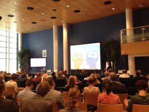 Keynote spreker Marlene Dekkers Next Marketing 2014