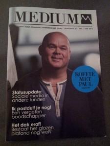 interview inbound marketing in tijdschrift Medium