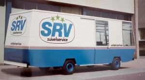 SRV-wagen oude of nieuwe marketing