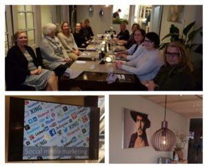 Spreker social media Marketing - Marlene Dekkers