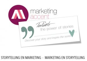 Marketing Accent en Parlante - marketing en storytelling