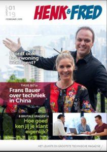 Magazine Henk & Fred feb 2019