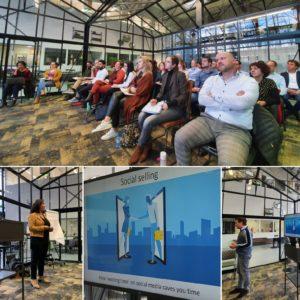 Social selling workshop - Marlene Dekkers Marketing Accent