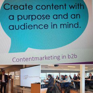 Presentatie Marlene Dekkers BMP USP Marketing Consultancy