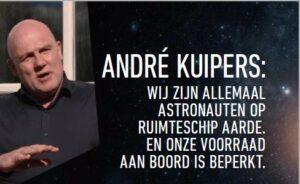 Interview André Kuipers de houten eeuw - Marketing Accent