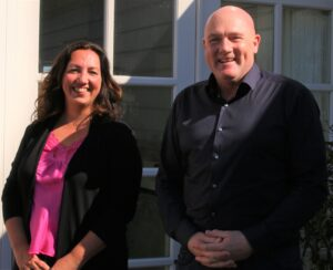 Interview André Kuipers I Marlene Dekkers I Marketing Accent
