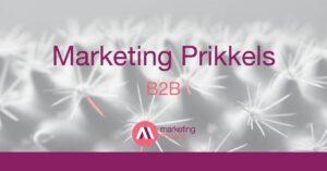 Marketing Prikkels - Marlene Dekkers - Marketing Accent